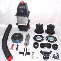 60 CFM complete system