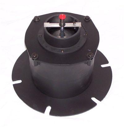 Blast valve manually shut 8w