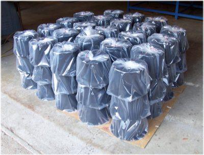Dozens of blast valves ready to ship