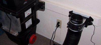 NBC air filter bypass blower