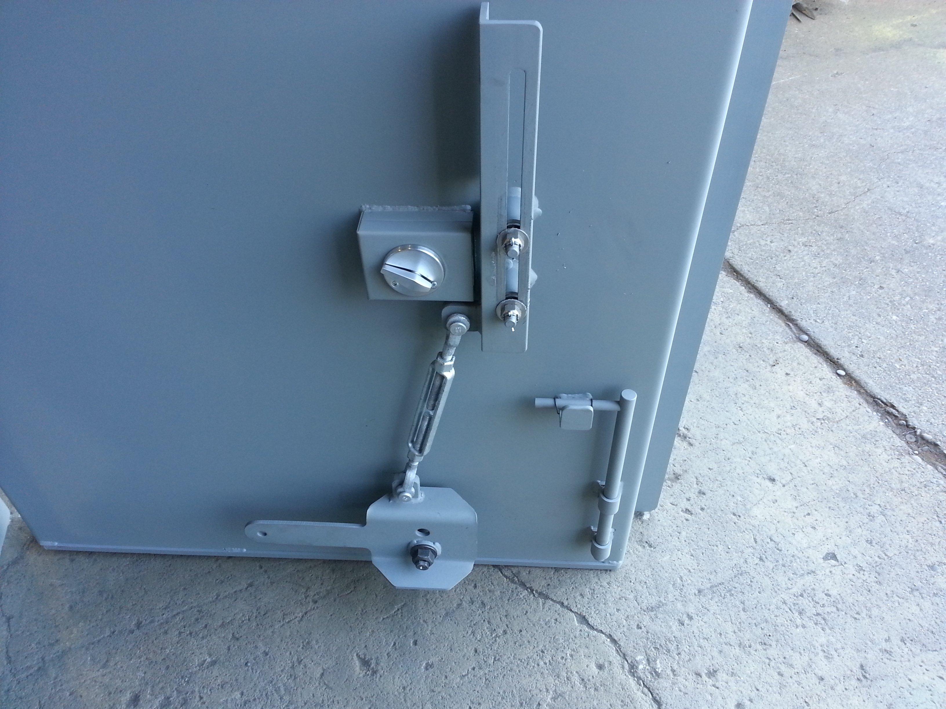 Blast Doors Ballsitic Doors From American Safe Room