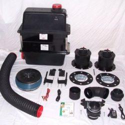 120 CFM complete system