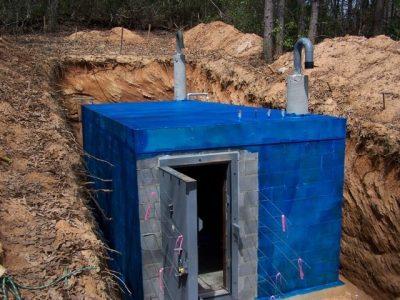 Underground shelter kit build series 1