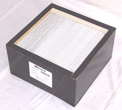HEPA filter for the 60 CFM Safe Cell