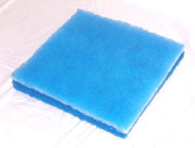 Pre-filter set for the 60 CFM Safe Cell