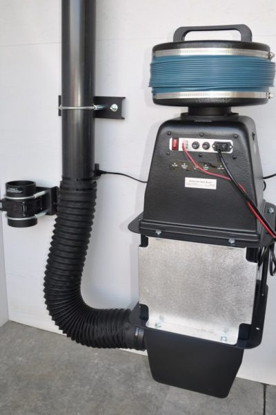 Safe Cell NBC air filtration system