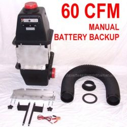 60 CFM Safe Cell